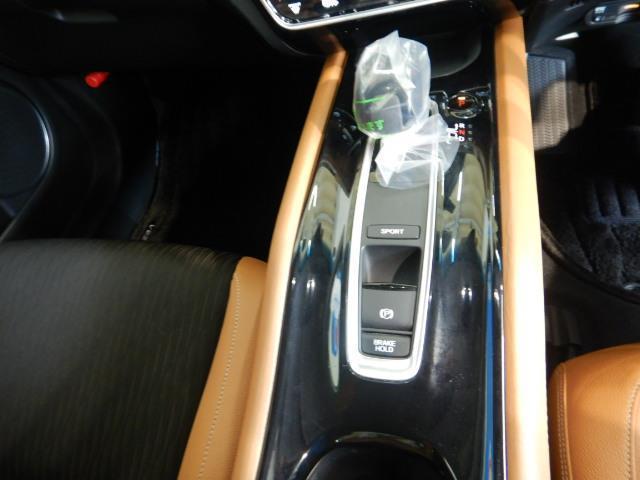 ハイブリッドZ・ホンダセンシング ハイブリッド ワンオーナー 寒冷地 4WD ハーフレザー 電動シート 安全装備 衝突被害軽減システム 横滑り防止機能 ABS エアバッグ オートクルーズコントロール 盗難防止装置 バックカメラ ETC(14枚目)