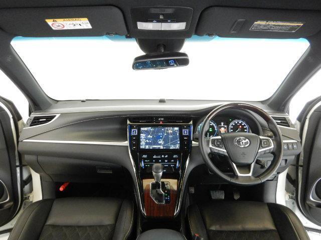 プレミアム ハイブリッド ワンオーナー 4WD 電動シート 安全装備 衝突被害軽減システム 横滑り防止機能 ABS エアバッグ オートクルーズコントロール 盗難防止装置 アイドリングストップ バックカメラ ETC(15枚目)