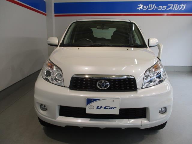「トヨタ」「ラッシュ」「SUV・クロカン」「静岡県」の中古車5