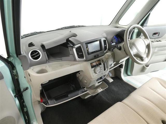 G ベンチシート スマートキー ワンセグナビ ワンオーナー車 CD/DVD再生付きオートエアコン ABS付き エアバッグ付 パワステ パワーウィンドウ(11枚目)
