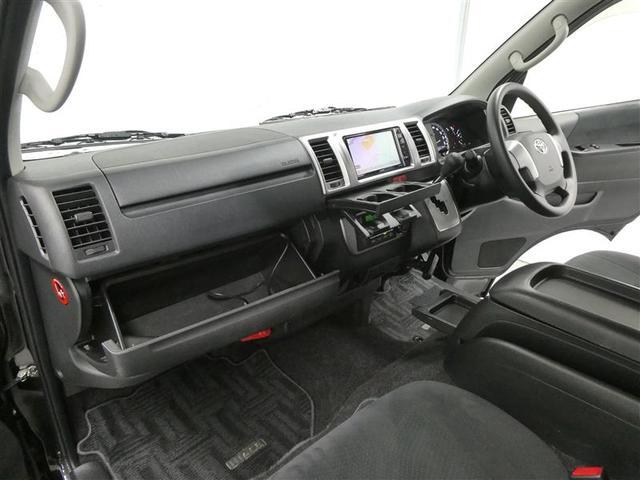 ロングスーパーGL スマートキー LEDヘッドライト フルセグナビ バックモニター ETC ワンオーナー車 社外アルミホイール CD再生付き AC100V100W電源 オートエアコン リアクーラー付き(14枚目)