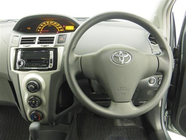 「トヨタ」「ヴィッツ」「コンパクトカー」「静岡県」の中古車4