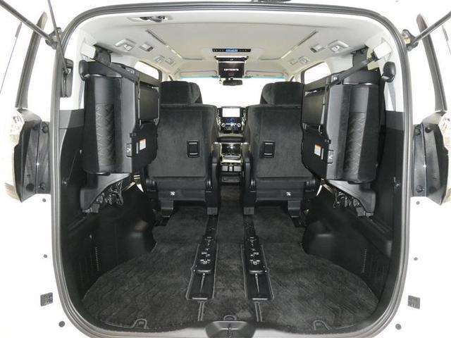 2.5Z Gエディション プリクラッシュセーフティー ドライブレコーダー付き ETC フルセグナビ バックモニター スマートキー 両側電動スライドドア LEDヘッドライト フルエアロスポイラー 純正アルミホイール(18枚目)