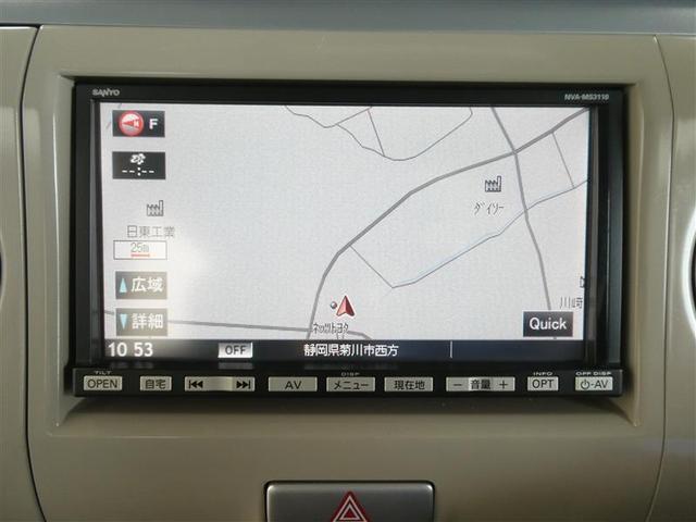 G ベンチシート スマートキー ワンセグナビ ETC ワンオーナー車 CD再生付きマニュアルエアコン ABS付き エアバッグ付き パワーウィンドウ パワステ(6枚目)