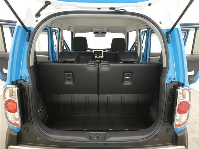 X デュアルカメラブレーキサポート ベンチシート スマートキー CD再生付き HIDヘッドライト 純正アルミホイール オートエアコン パワステ パワーウィンドウ 横滑り防止装置付き アイドリングストップ(16枚目)