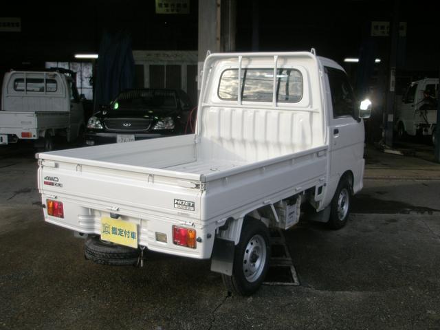 ダイハツ ハイゼットトラック スペシャル 4WD F5速 エアコン タイヤ新品