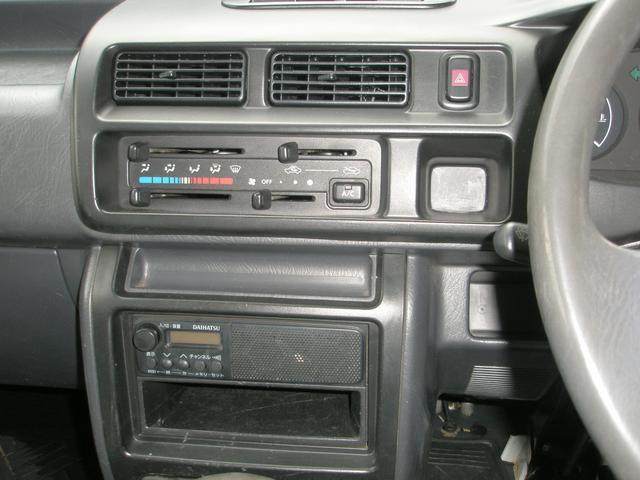 ダイハツ ハイゼットトラック スペシャル 4WD オートマ タイヤ新品