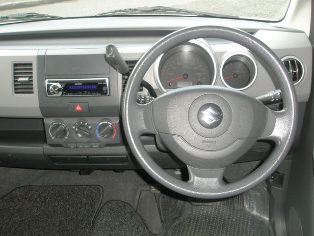 スズキ ワゴンR FT ターボ ベンチシート キーレス CD