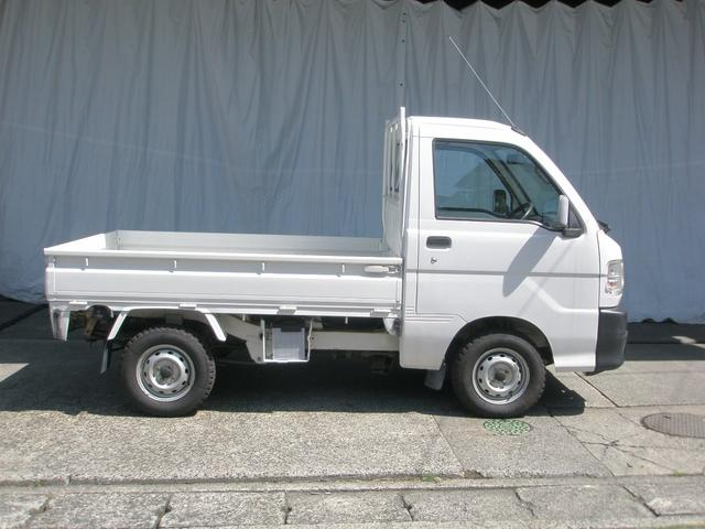 ダイハツ ハイゼットトラック スペシャル 4WD F5速 エアコン タイミングベルト交換済