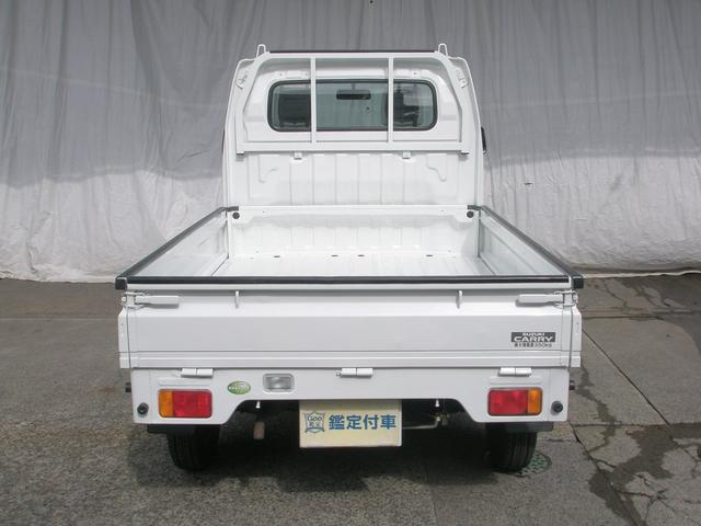 スズキ キャリイトラック KC 4WD ハイ・ロー切替 F5速 タイヤ新品