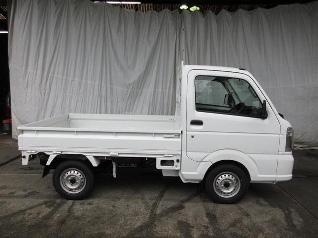 「スズキ」「キャリイトラック」「トラック」「静岡県」の中古車4
