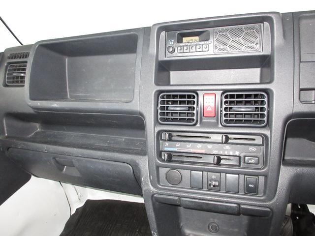KCエアコン・パワステ 4WD F5速 エアB タイヤ新品(13枚目)