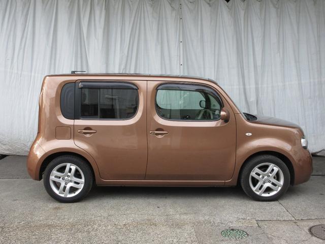 「日産」「キューブ」「ミニバン・ワンボックス」「静岡県」の中古車4