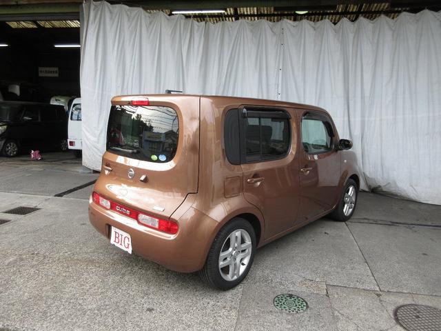 「日産」「キューブ」「ミニバン・ワンボックス」「静岡県」の中古車8