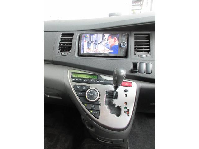 プラタナ メモリーナビ フルセグ Bluetooth 後席モニター バックカメラ 片側電動スライドドア 室内クリーニング済み(12枚目)