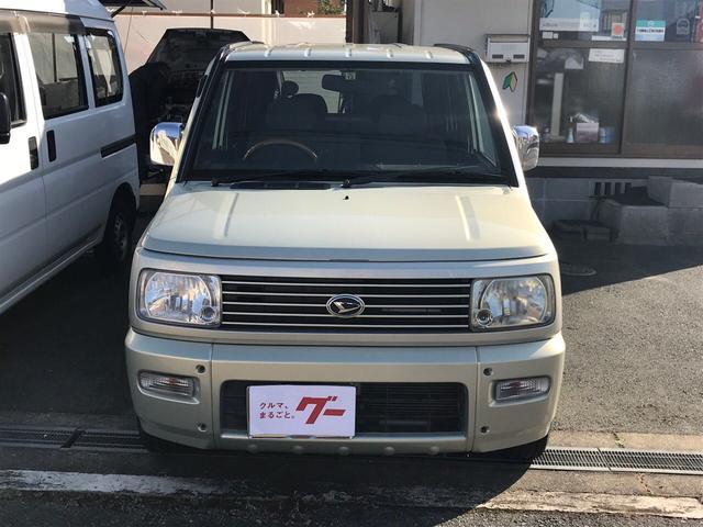 「ダイハツ」「ネイキッド」「コンパクトカー」「静岡県」の中古車2