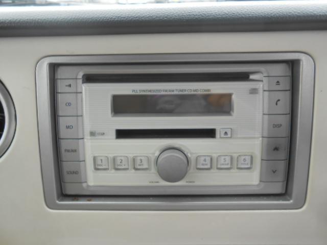 スズキ アルトラパン ターボ 純正アルミ キーレス CD・MDオーディオ