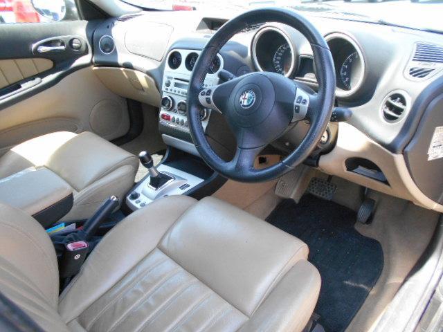 アルファロメオ アルファ156スポーツワゴン セレスピード