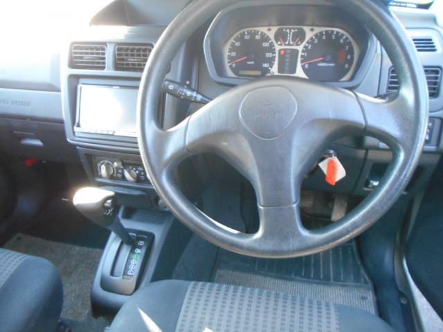 三菱 パジェロミニ 4WDターボ