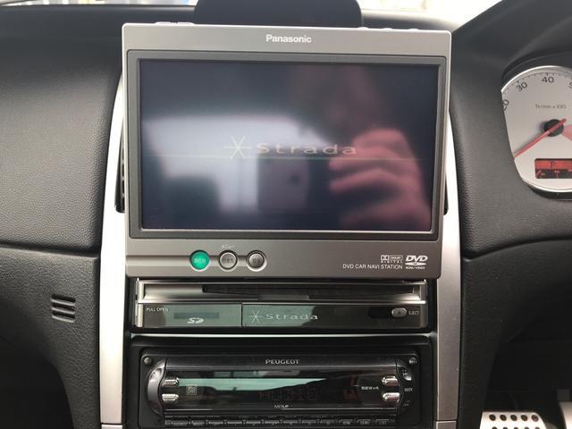 ナビ AW オーディオ付 DVD オープンカー(11枚目)