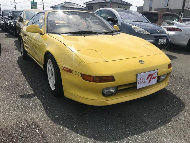「トヨタ」「MR2」「クーペ」「静岡県」の中古車3