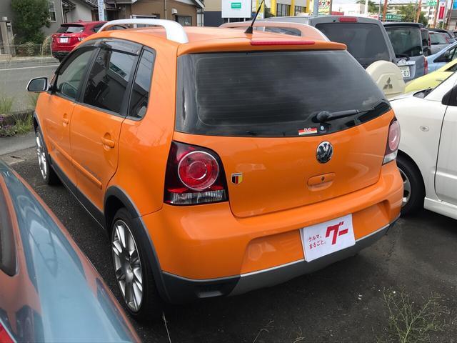 「フォルクスワーゲン」「VW ポロ」「コンパクトカー」「静岡県」の中古車4