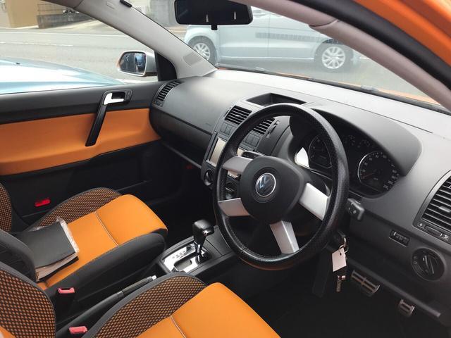「フォルクスワーゲン」「VW ポロ」「コンパクトカー」「静岡県」の中古車9