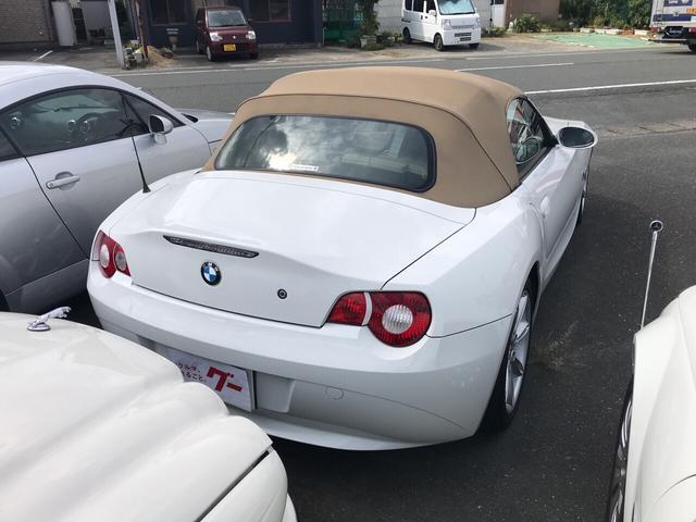 「BMW」「BMW Z4」「オープンカー」「静岡県」の中古車4