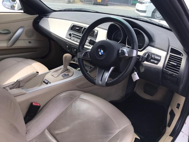 「BMW」「BMW Z4」「オープンカー」「静岡県」の中古車7