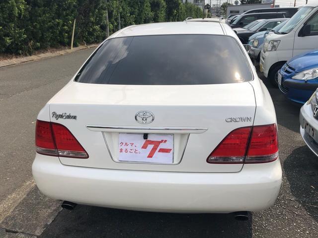 「トヨタ」「クラウン」「セダン」「静岡県」の中古車7