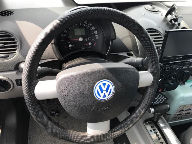 「フォルクスワーゲン」「VW ニュービートル」「クーペ」「静岡県」の中古車6