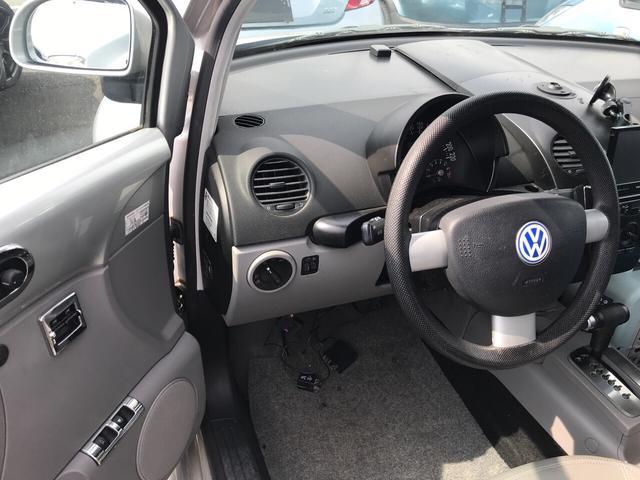 「フォルクスワーゲン」「VW ニュービートル」「クーペ」「静岡県」の中古車7