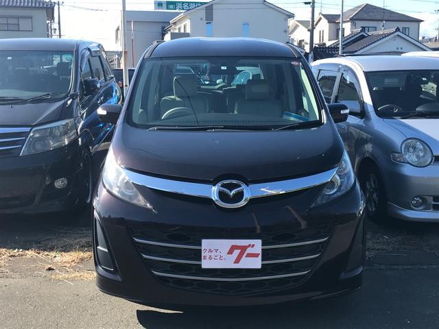 「マツダ」「ビアンテ」「ミニバン・ワンボックス」「静岡県」の中古車2