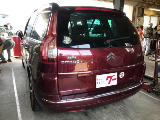 「シトロエン」「C4 ピカソ」「ミニバン・ワンボックス」「静岡県」の中古車6