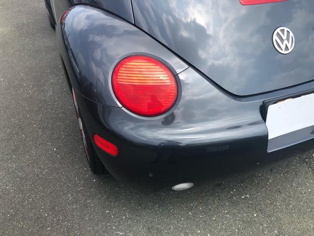 「フォルクスワーゲン」「ニュービートルカブリオレ」「オープンカー」「静岡県」の中古車8
