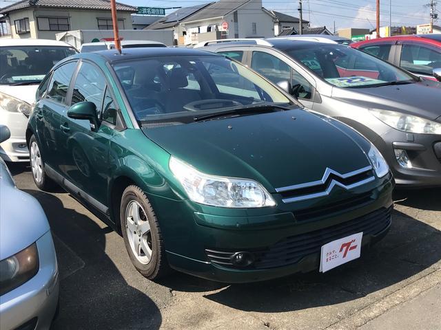 「シトロエン」「C4」「コンパクトカー」「静岡県」の中古車3