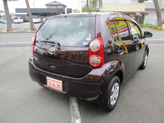 「トヨタ」「パッソ」「コンパクトカー」「静岡県」の中古車9