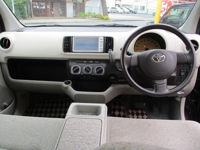 「トヨタ」「パッソ」「コンパクトカー」「静岡県」の中古車10