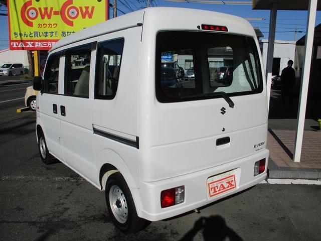 「スズキ」「エブリイ」「コンパクトカー」「静岡県」の中古車8