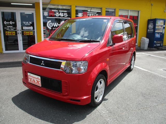 「三菱」「eKスポーツ」「コンパクトカー」「静岡県」の中古車2