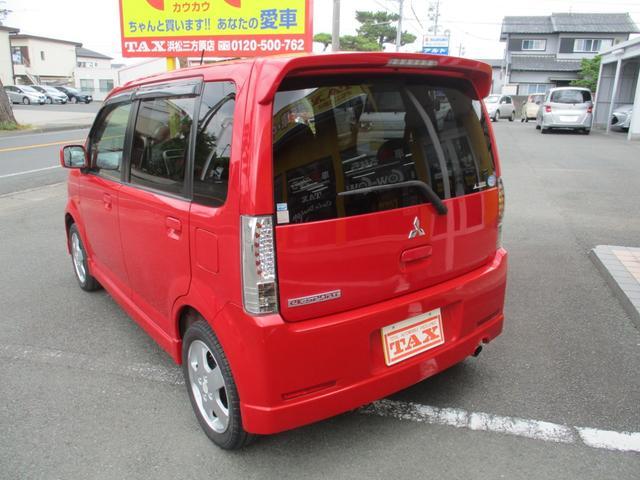 「三菱」「eKスポーツ」「コンパクトカー」「静岡県」の中古車7