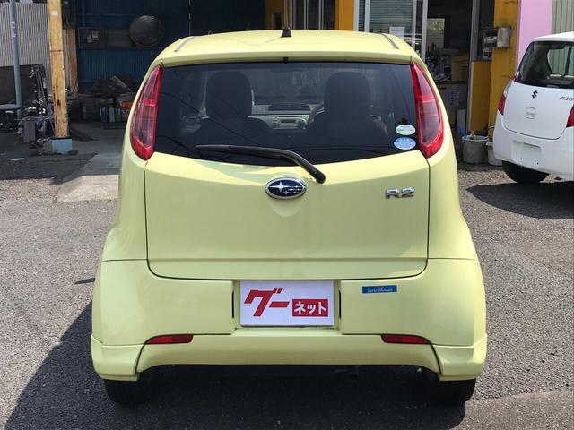 「スバル」「R2」「軽自動車」「静岡県」の中古車4