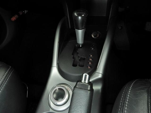 Gリミテッドエディション 4WD CD スマートキー 本革シート HID ETC 純正アルミ(9枚目)