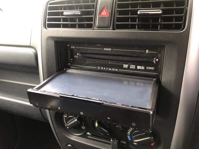 XC HDDナビフルセグTV 4WD AW キーレス ETC(15枚目)