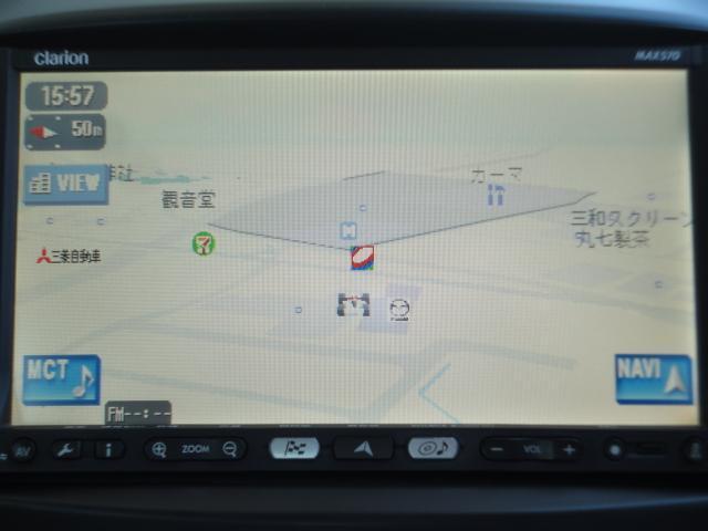 マツダ デミオ 13C-V HDDナビ スマートキー ETC