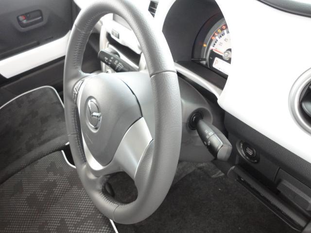 マツダ フレアクロスオーバー XS 衝突軽減ブレーキサポート HIDヘッドランプ スマート