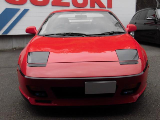 GT 5速ターボ レカロシート 社外バンパー リヤウイング(2枚目)