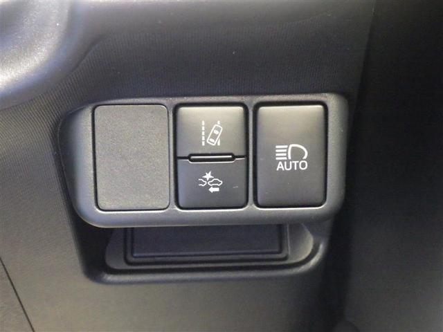 トヨタセーフティセンス(衝突被害軽減ブレーキ・車線はみ出しアラート等)装備車両。安全運転をサポートします!
