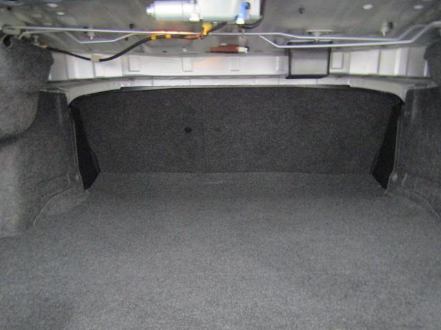 ラッゲージスペースも広々空間!奥行きも深くたくさん詰め込めます。