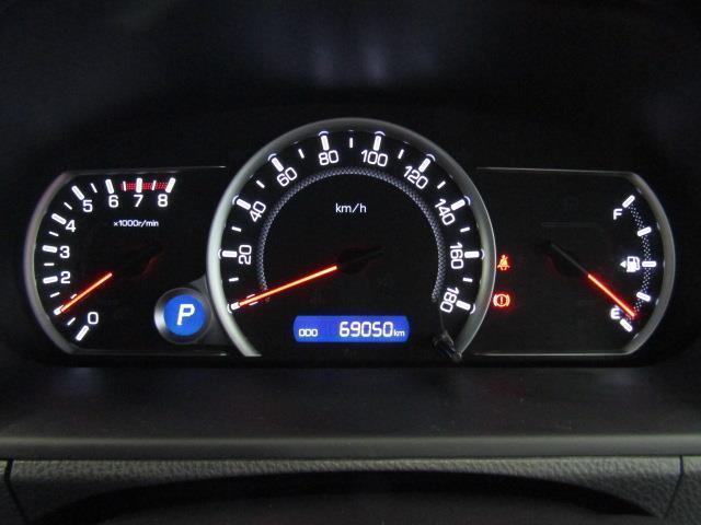 走行距離はおよそ69,000kmです。